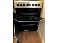 Beko double Oven and Ceramic Cooker