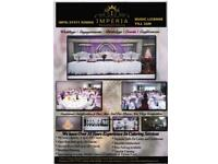 Imperial Banqueting Weddings Brithdays Engagement Conference