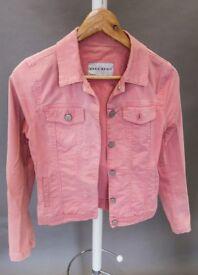 Zara Basic women's denim jacket (XS)