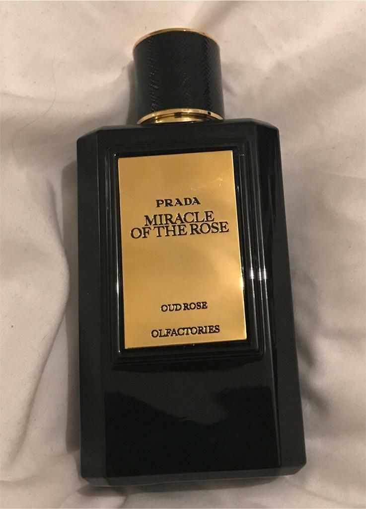 Prada EXCLUSIVE MIRACLE OF THE ROSE 100ml