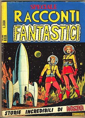 SPECIALE RACCONTI FANTASTICI ED. B.S.D. 1991