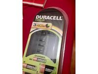 DURACELL MULTI CHAREGER - BRAND NEW & UNUSED