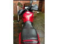 CB500S Honda Motorbike