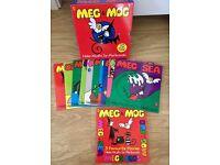 Children's Books - Meg & Mog box set