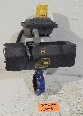 Keystone Pneumatic Actuator 020-790-301 3 Butterfly Valve Westlock 4040