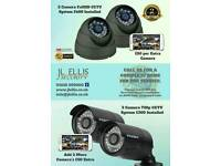 HD CCTV installed at great set prices