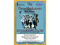 The Three Musketeers: The Panto (Torquay performances)