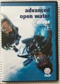 PADI AOW Advanced Open Water Diver DVD