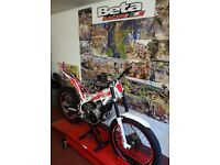Beta Evo Trials Bike 2T 300cc 2016