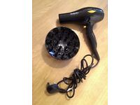 REDUCED!! £10 - Babyliss Pro speed 2100w Hair Dryer w/ Diffuser Only