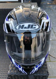 hjc helmet size medium