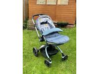 Cosatto Ooba Pushchair And Carrycot
