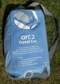Travel cot / tent Arc 2
