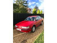 Mazda 626 GLX 51,900 manual 5 door like a new car 1991