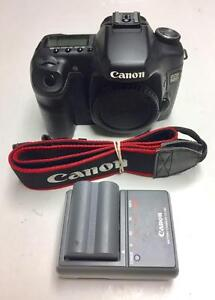 Canon EOS 50D body shutter count: 82467 with 90 days warranty