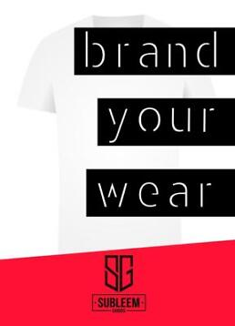 Brand Your Wear (kledingbedrukking)