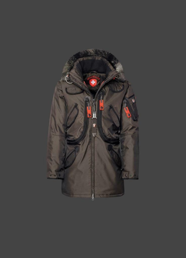 Wellensteyn Rescue Parka Jacket Like Brand New L Perfect for cold weather   in Hyde Park, London   Gumtree