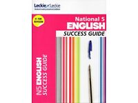 English - National 5 Success Guide by Leckie & Leckie