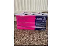 AAT level 3 ( Advanced )Kaplan books.