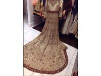 Asian Bridal Lengha Dress