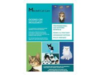 Mitchell Cat Care - Professional Cat Sitting Service