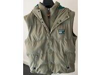 Superdry Men's Polar Camping Vest Gilet (Hooded) (RRP £94.99)
