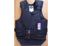 Horse Riding Body Back Protector X Small Adult Gallop Equestrian make