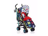 (BRAND NEW PRAM) Cosatto Supa Pushchair/Stroller Monster 2