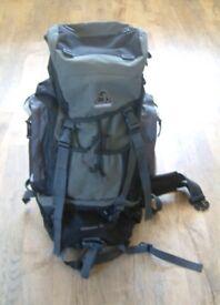 Eurohike 'wilderness 55' Backpack.