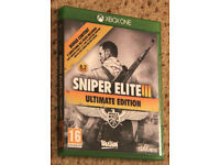 Sniper Elite III - Ultimate Edition - for Xbox One