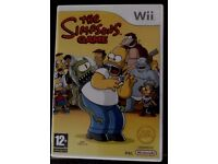 The Simpsons Game - Nintendo Wii - 2007