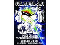 Drum & Bass - Jungle Vinyl records for Sale @dnbvinyl