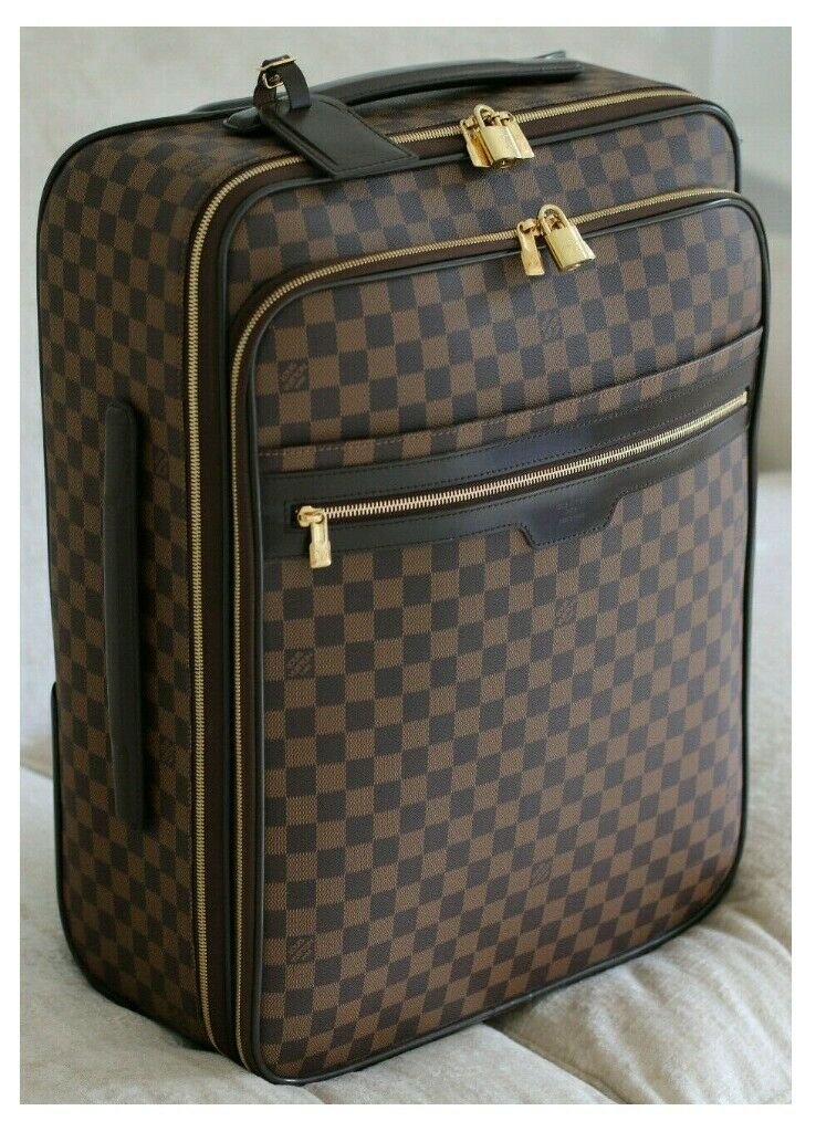 1d4c37b9d4 100% Genuine LV Louis Vuitton PEGASE LEGERE 55 BUSINESS suitcase travel  bag. Brand new. RRP £2800 | in Southside, Glasgow | Gumtree