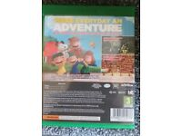 XBOX ONE GAME SNOOPY'S GRAND ADVENTURE
