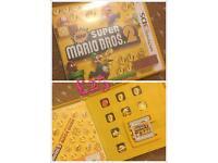 Nintendo 3DS game supermario bro2