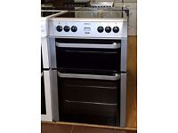 Beko 60cm Ceramic Cooker, Double Oven/Grill ( Fan Assisted) - 6 Months Warranty