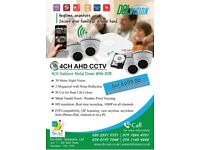 CCTV Camera System/ Alarm System Installations, Internet & Network installation Domestic/Commercial