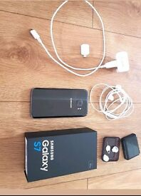 Samsung Galaxy S7 (tesco/O2) excellent condition