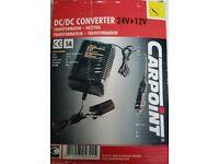 Carpoint transformer 24v to 12v DC/DC converter