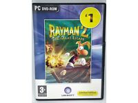 RAYMAN 2 for PC Cd Rom BRAND NEW&SEALED