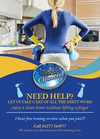 CLEANERS WANTED GOOD PAY RATES