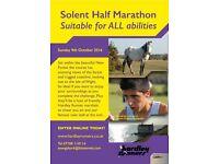 Solent Half Marathon 2016