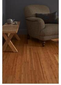 Bamboo real natural wood flooring by Westco