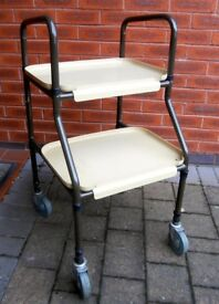 Walking trolley plus 3 (yes, 3!) free walking sticks!
