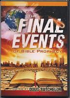 Final Events of Bible Prophecy (DVD)