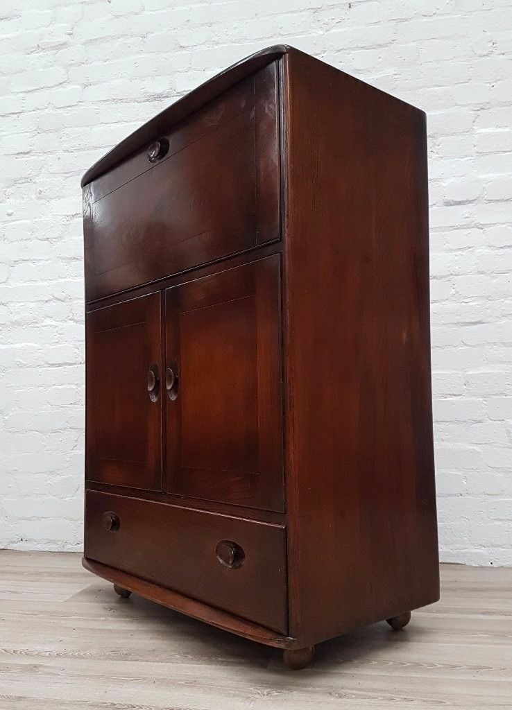 Ercol Bureau (DELIVERY AVAILABLE)