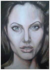 A4 portrait artist offering commissions for only £19.99! Free p&p