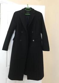 Massimo Dutti Wool Coat