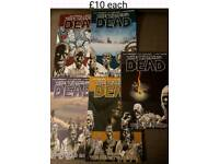 walking dead paperback books
