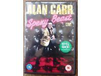 Alan Carr - Spexy Beast (DVD, 2011)
